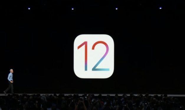 iOS 12: todas las nuevas características más importantes