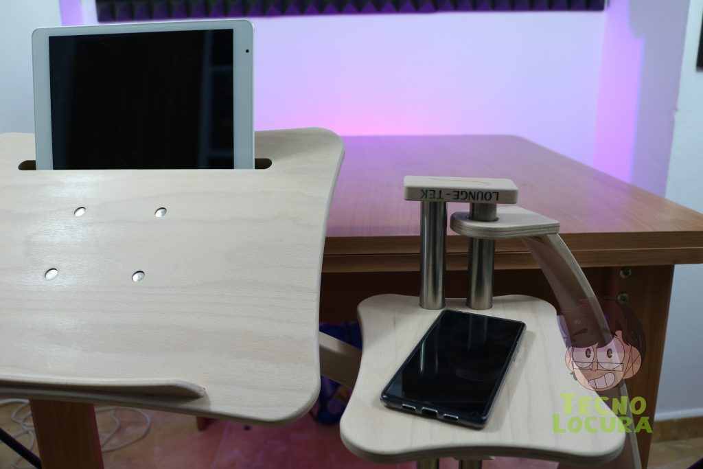 Lounge Wood Natural Sail Version