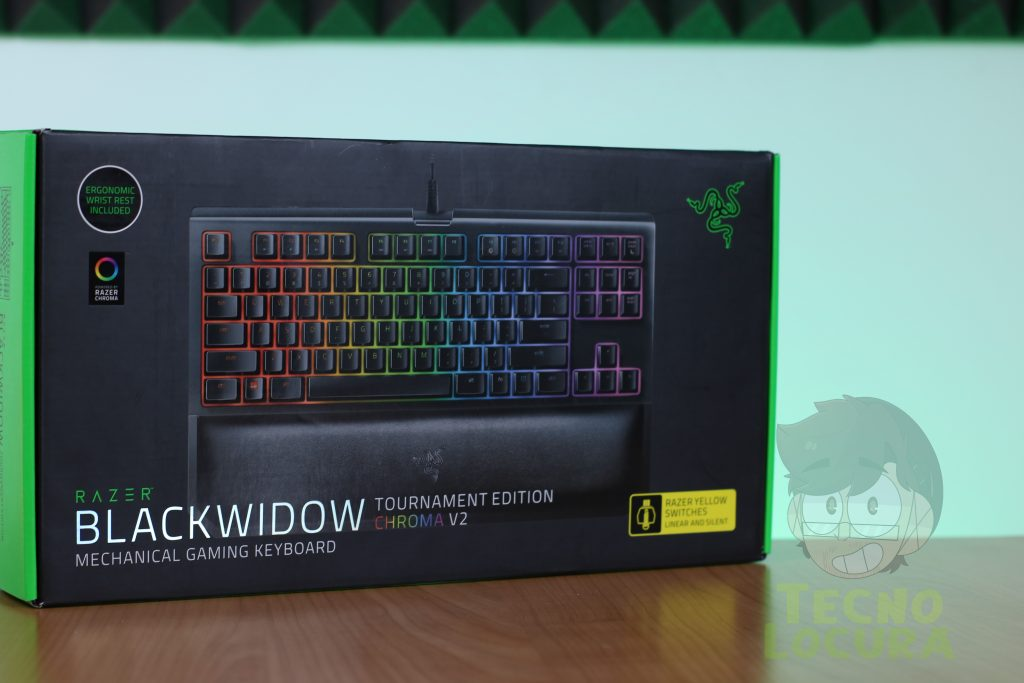 Razer BlackWidow Chroma V2 Tournament Edition