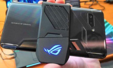 ASUS ROG Gaming Smartphone con Snapdragon 845
