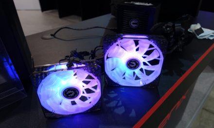 BitFenix Spectre Pro con iluminación direccionable