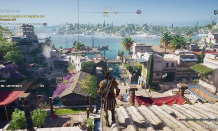 Primeras capturas de pantalla de Assassins Creed Odyssey se filtran por E3