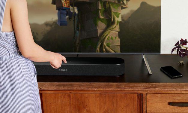 Sonos Beam: el altavoz inteligente más versátil del mundo