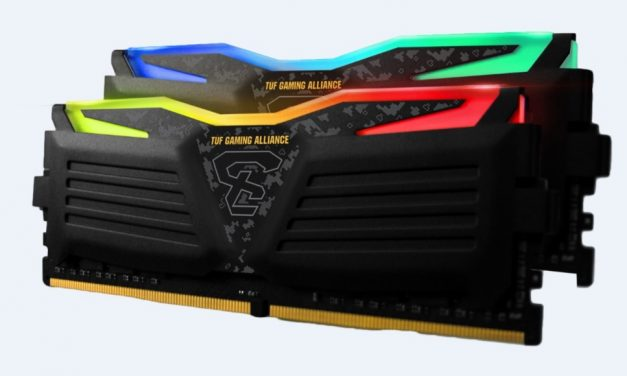 GeIL Super Luce RGB SYNC TUF Gaming Alliance