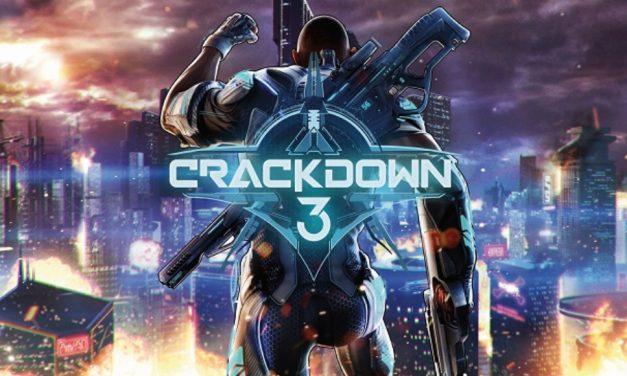 Crackdown 3 finalmente ha sido confirmado