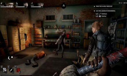 El juego The Walking Dead de Overkill no pinta bien