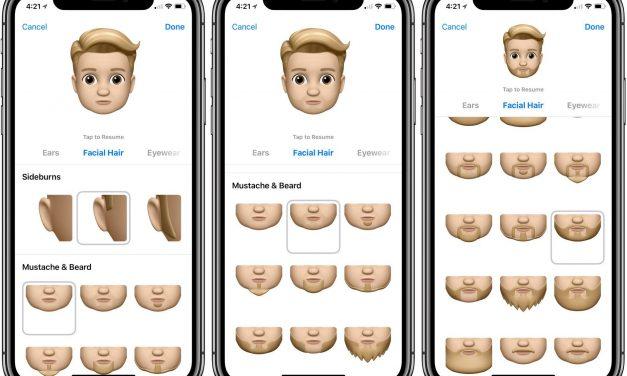 Apple lanza Memoji, la evolución de los Animojis