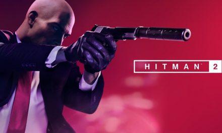 HITMAN 2 anunciado para noviembre de 2018