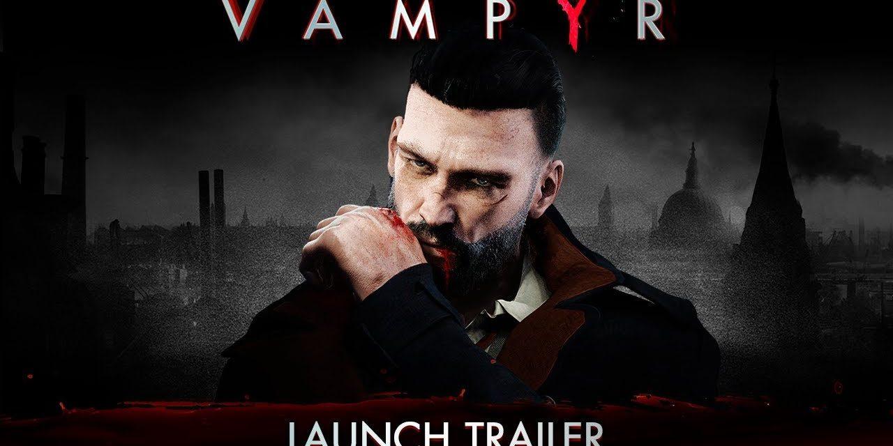 Vampyr, rol gótico que te hace sentir culpable por matar