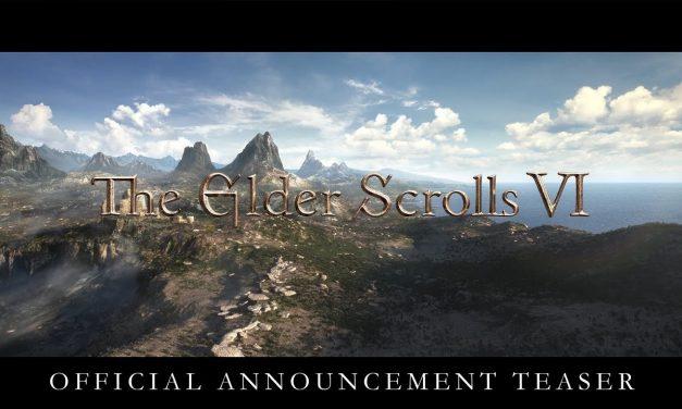 Bethesda anuncia The Elder Scrolls VI por fin