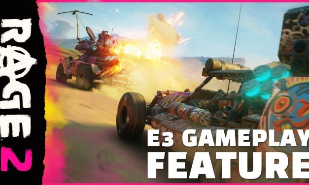 Rage 2 GamePlay: 7 minutos de intensa acción