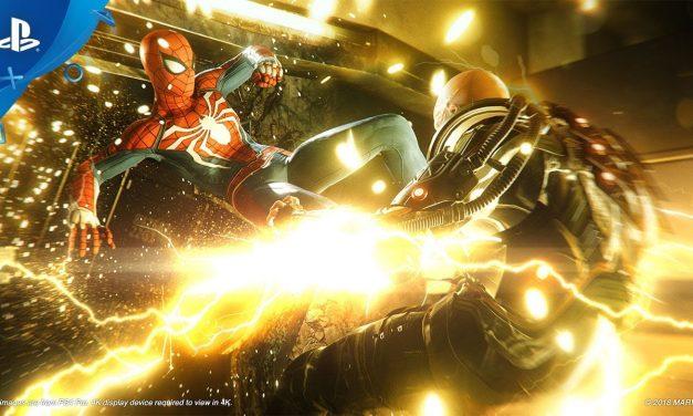 Spider-Man para PS4: Lanzamiento y noticias