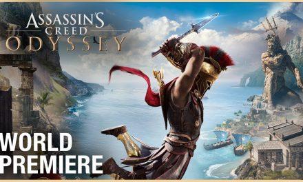Assassins Creed Odyssey: Apuntad el 5 de Octubre
