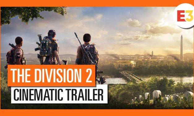 The Division 2: fecha de lanzamiento y trailers