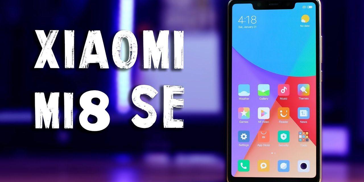 Xiaomi Mi 8 SE: Unboxing y primeras impresiones