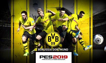 PES 2019 pierde licencia del Borussia Dortmund y Champions