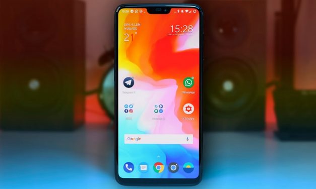 OnePlus 6: REVIEW de un FAST & FURIOUS