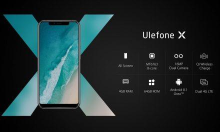 Ulefone X llegará a finales de Junio