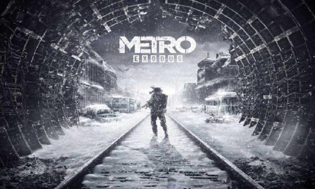 Metro Exodus pone fecha de lanzamiento en el E3 2018