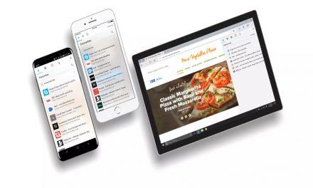 Microsoft Edge para iOS y Android con bloqueador de anuncios