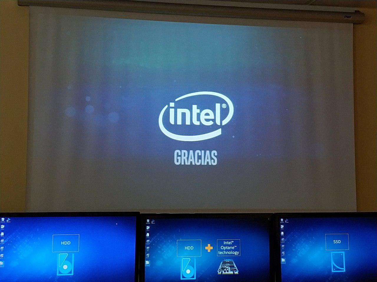 el futuro de Intel Optane