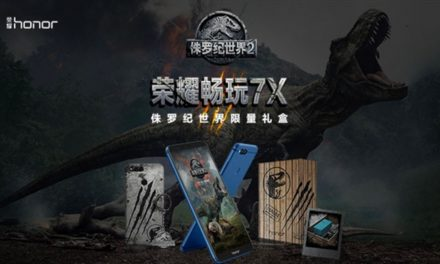 HONOR PLAY LANZAMIENTO DE 7X JURASSIC WORLD CUSTOM BOX EDITION