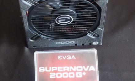 EVGA SuperNova G +: Nuevas fuentes de alimentación