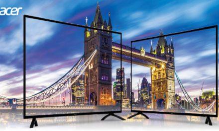 Acer anuncia monitores gaming 4K IPS de 49″ y 55″
