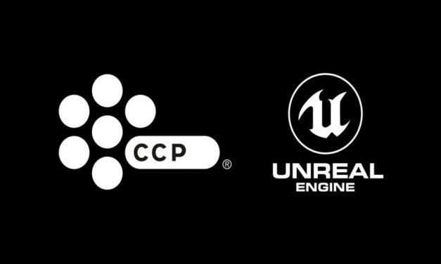 CCP Games desarrolla nuevos juegos con Unreal Engine 4 de Epic Games