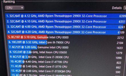 Intel Core i9-9900K, i7-9700K, i5-9600K: TODA LA INFO