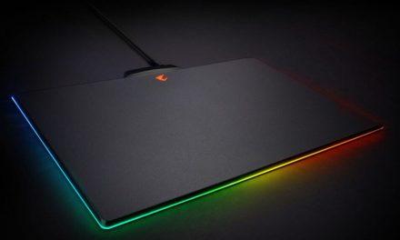 GIGABYTE Intros Aorus P7 RGB Gaming Mousepad