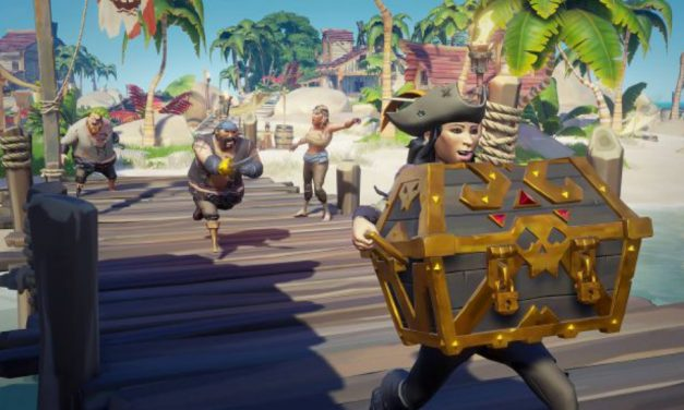 Sea of ​​Thieves podría incluir un Battle Royale