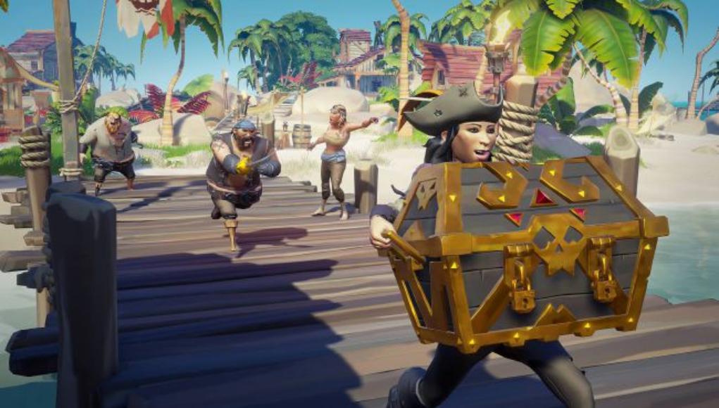 Sea of Thieves podría incluir un Battle Royale