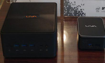ECS LIVA Z2 y Z2V, mini PCs silenciosos y eficientes