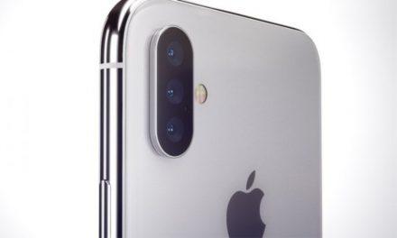 Las 3 cámaras en iPhone traerá una increíble tecnología AR