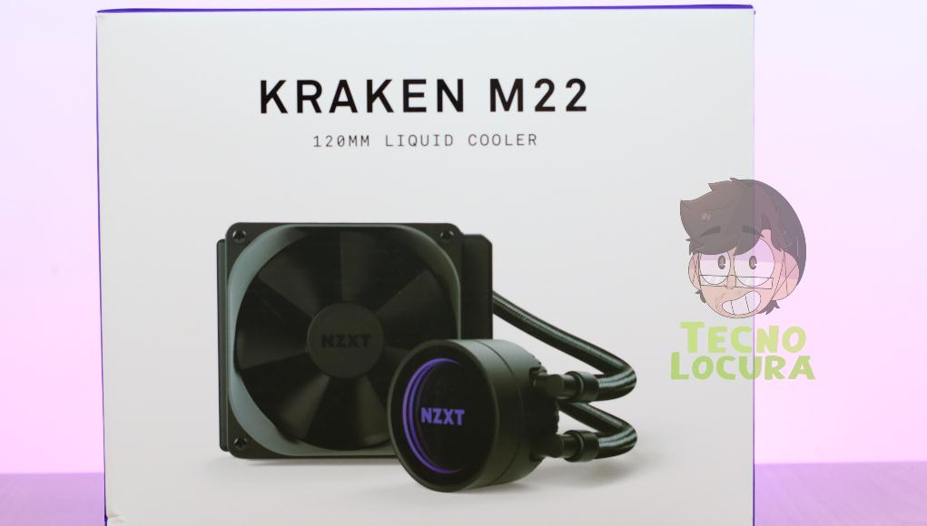 NZXT Kraken M22, la AIO efecto espejo por excelencia [Review]