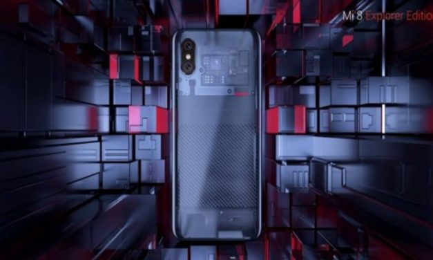 XIAOMI MI 8 EXPLORER EDITION el 24 de Julio