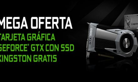 SSD Kingston GRATIS comprando una GeForce GTX