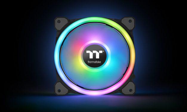 Thermaltake Riing Trio 12 RGB: un ventilador que responde a Alexa