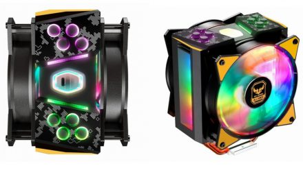 Cooler Master Intros TUF Gaming Alliance