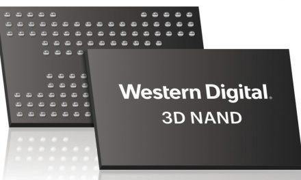 Western Digital lanza 96-layer 3D QLC NAND con 1.33 Tb de capacidad