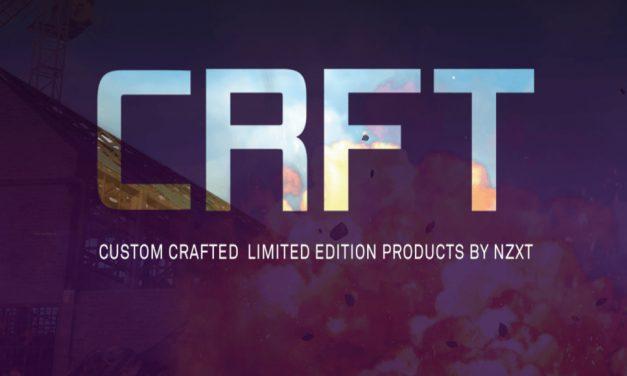 NZXT CRFT: Productos gaming personalizados edición limitada