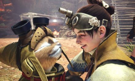 GeForce GTX1080 no puede con Monster Hunter World a 60 FPS