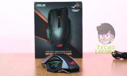 Asus ROG Spatha: ¿el mejor ratón inalámbrico? [Review]