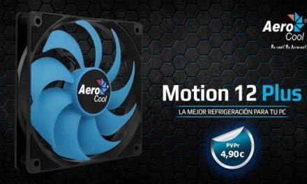 Ventilador Motion 12 Plus de AeroCool