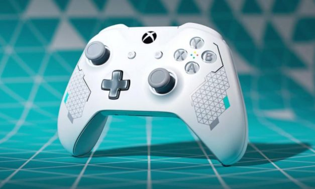 Microsoft Xbox One: Sport White Special Edition