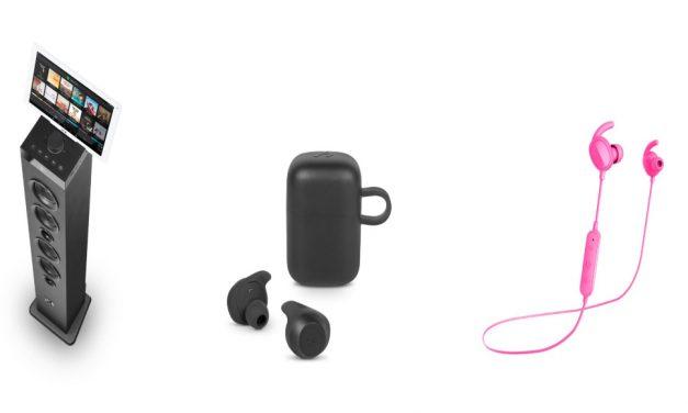 SPC reta al mercado del audio de consumo con una nueva línea de sonido de alta calidad
