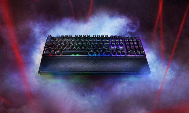 RAZER HUNTSMAN con tecnología de Switches Optomecánicos
