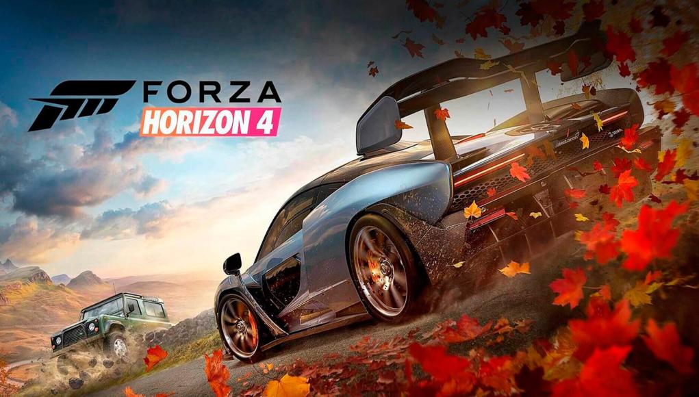 Forza Horizon 4: Listado completo de coches filtrado