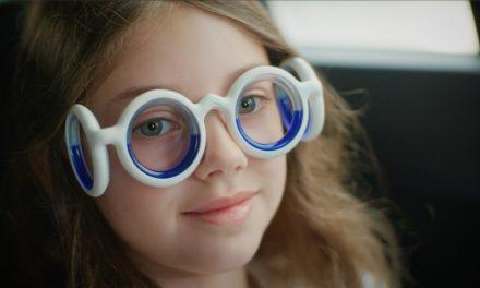 Citroën Seetroën, gafas que evitan el mareo en los viajes